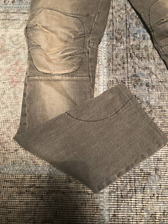 Balmain Balmain Washed Grey Denim Size US 32 / EU 48 - 1