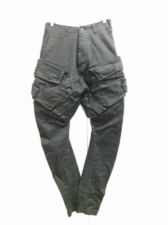 Julius LAST DROP - Julius Matte Cargo Denim - size 1 Size US 30 / EU 46