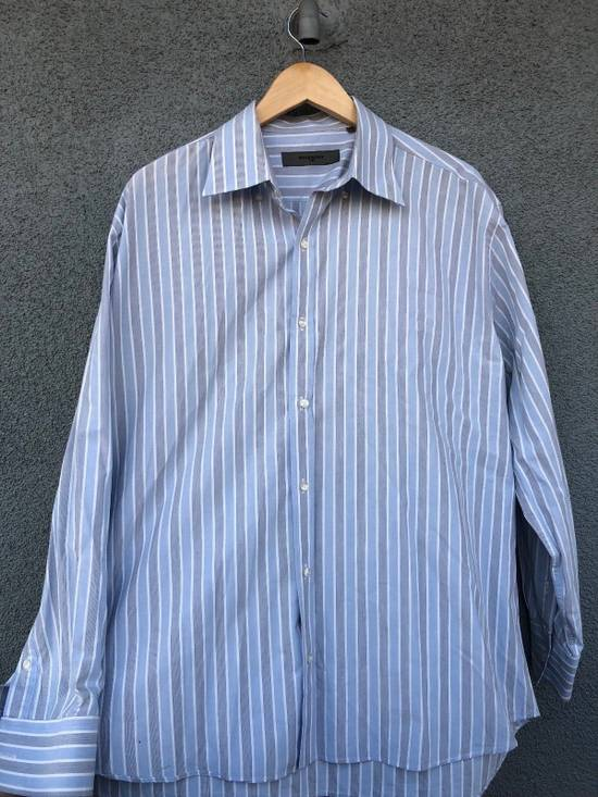 Givenchy Givenchy Men Striped Button Down Long Sleeve Shirt Size XL Size US XL / EU 56 / 4 - 1