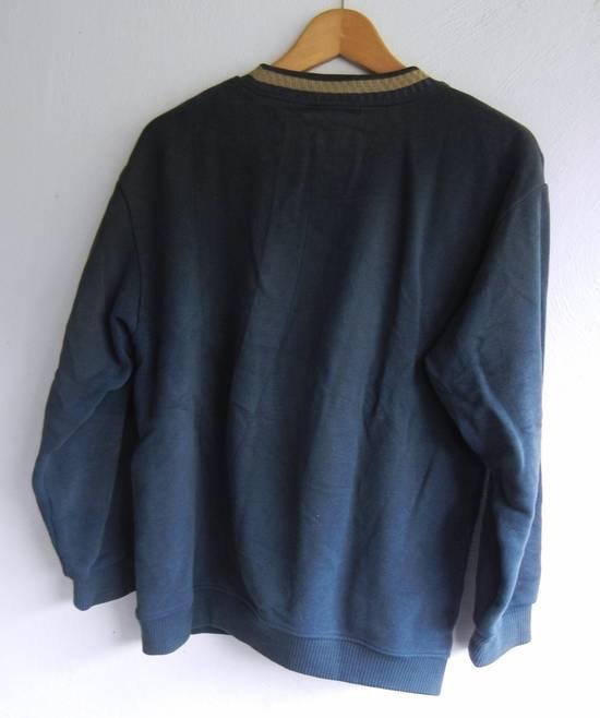 Balmain [NEED IT GONE BY TODAY] 90s Pierre Balmain Retro Green Sweatshirt Medium sz Size US M / EU 48-50 / 2 - 4