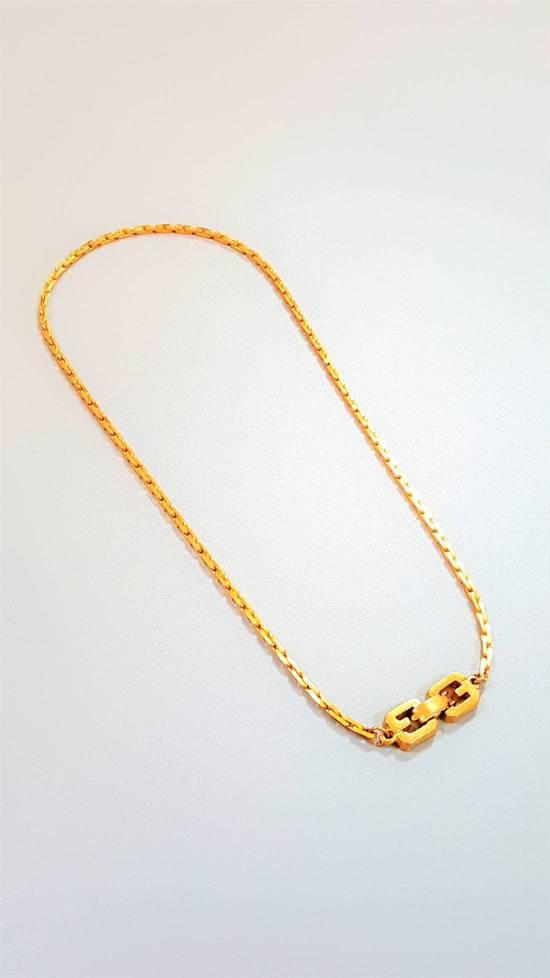 Givenchy Gold plated necklace Size ONE SIZE - 2