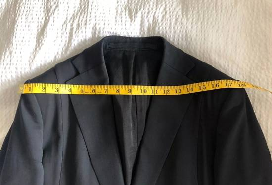 Julius Slanted Design Wool Blazer - 547JAM1 Size 40R - 9