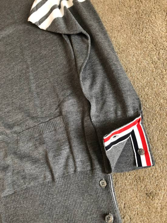 Thom Browne Merino Wool 4 Bar Cardigan Size US L / EU 52-54 / 3 - 6