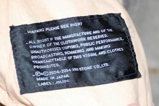 Julius Julius Underowrld S/S '07 Denim Jacket Size US M / EU 48-50 / 2 - 6