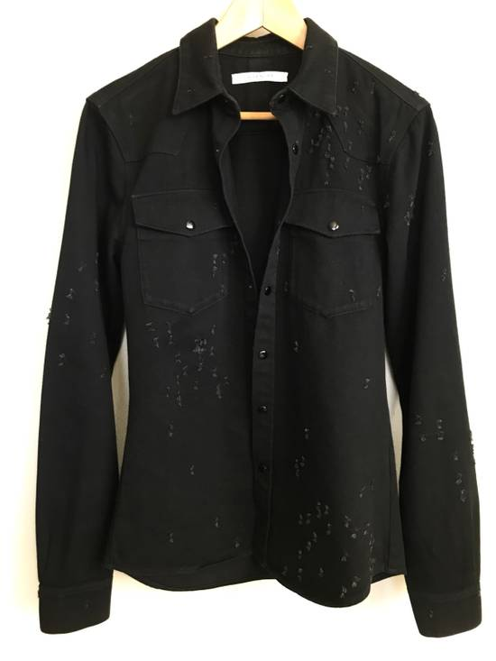 Givenchy Western-Style Button Up Size US S / EU 44-46 / 1 - 2
