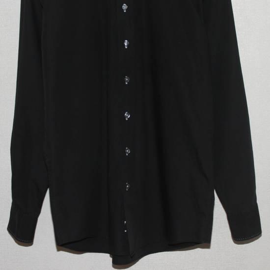 Balmain Vintage Balmain Paris Free Shipping Men's Longsleeve Button Shirt Black Size Fit Like L Cotton Size US L / EU 52-54 / 3 - 4