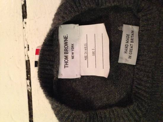 Thom Browne Thom Browne cashmere crewneck Size US L / EU 52-54 / 3 - 1