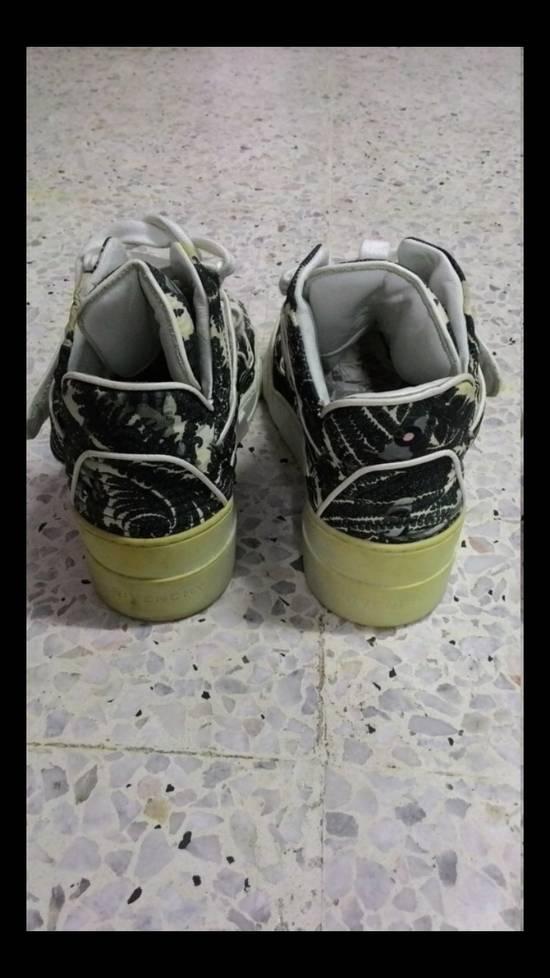 Givenchy Givenchy Paisley Rare Design Hi Top Sneakers Size US 7 / EU 40 - 2