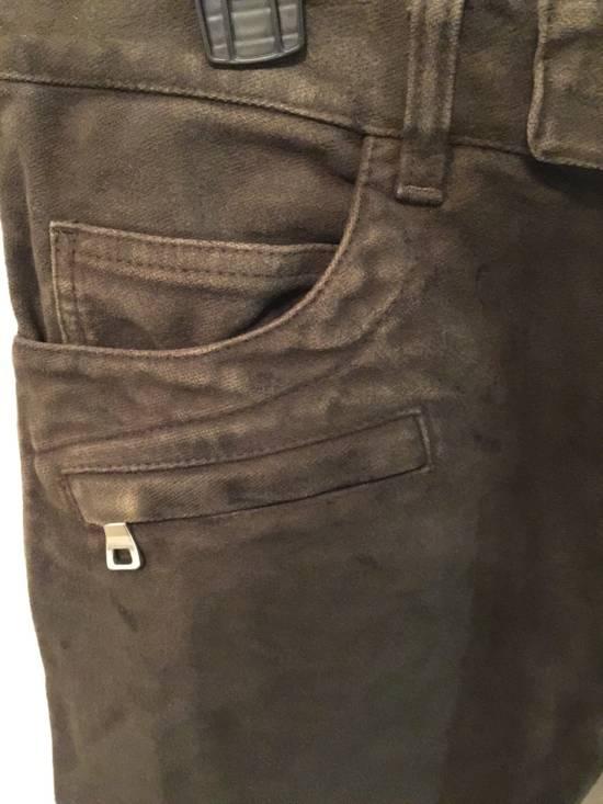 Balmain Mole Skin Biker Jeans *FINAL DROP* Size US 30 / EU 46 - 6