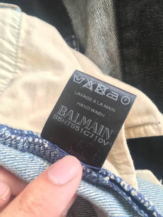 Balmain Balmain Bikers Sand Wash Jeans Size US 28 / EU 44 - 7