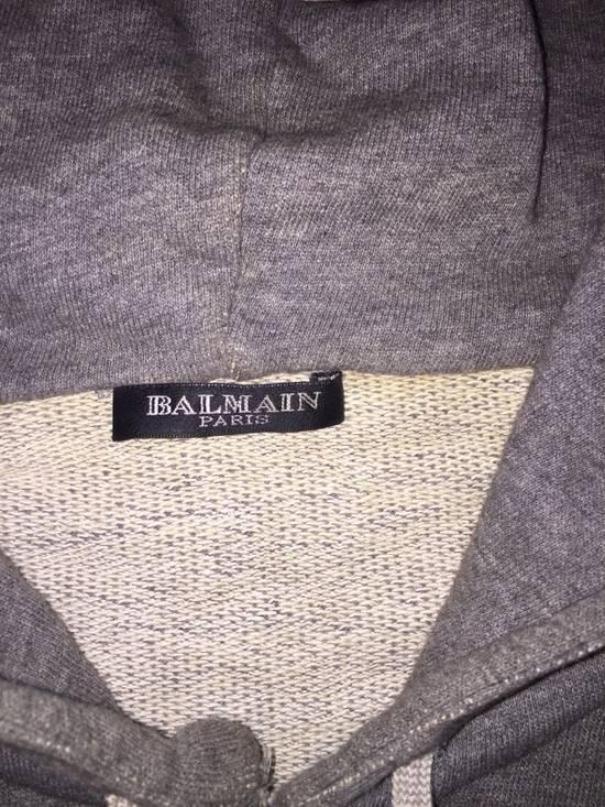 Balmain Side zipper hoodie Size US L / EU 52-54 / 3 - 3