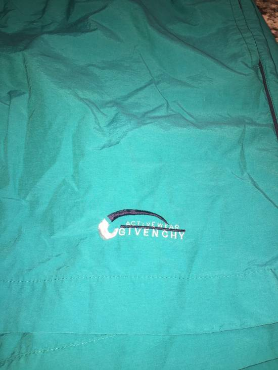 Givenchy Givenchy Vintage Teal Bathing Suit / Athletic Shorts Size US 37 - 1