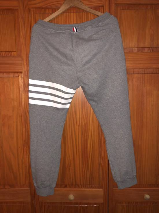 Thom Browne Grey Sweatpants/Joggers Size US 30 / EU 46 - 1