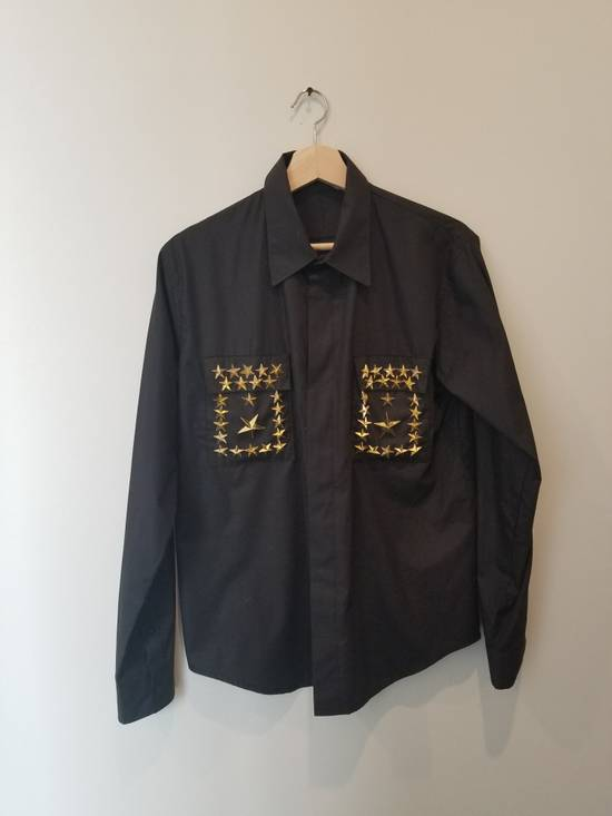 Givenchy 10fw Star spangled shirt Size US M / EU 48-50 / 2