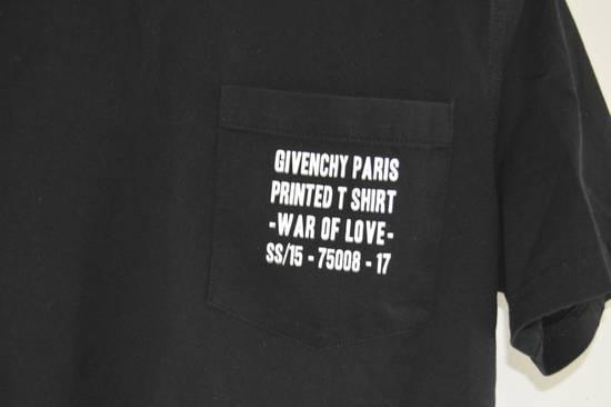 "Givenchy ""War of Love"" Pocket T-shirt Size US S / EU 44-46 / 1 - 4"