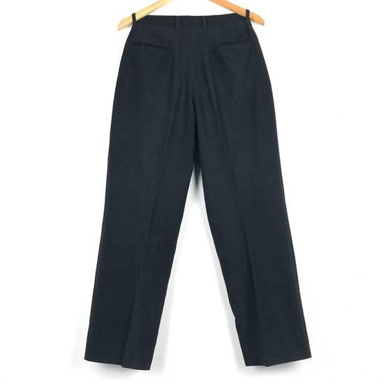 Balmain Black Balmain Slack Pant Cotton Pant Casual Pant Size US 29 - 1