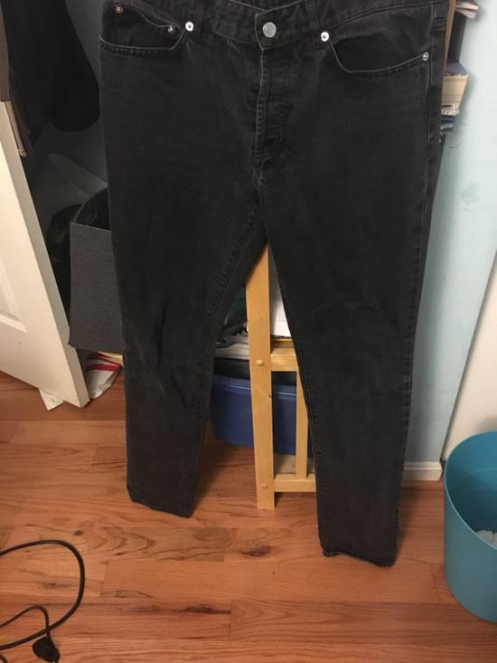 Givenchy Givenchy Black Jeans Size US 33 - 5