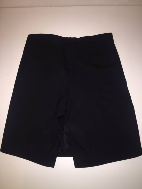 Givenchy GIVENCHY SHORTS WITH PANEL From Fashion Show Size US 33 - 5