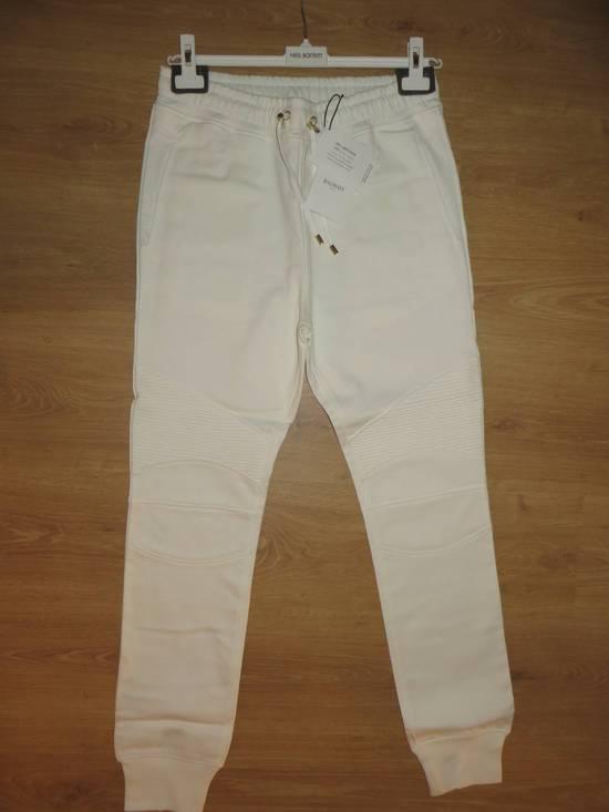Balmain Biker sweatpants Size US 34 / EU 50 - 1