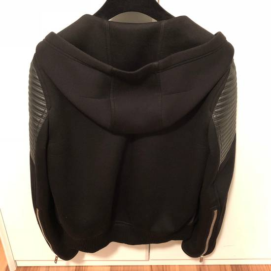 Givenchy Givenchy Leather Jacket Black Size US M / EU 48-50 / 2 - 1