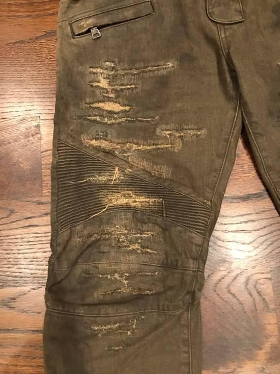 Balmain Balmain Biker Denim Jeans Size US 34 / EU 50 - 1