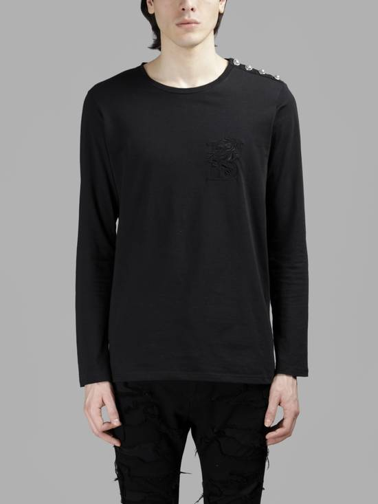 Balmain Balmain Long Sleeve Size US M / EU 48-50 / 2 - 4