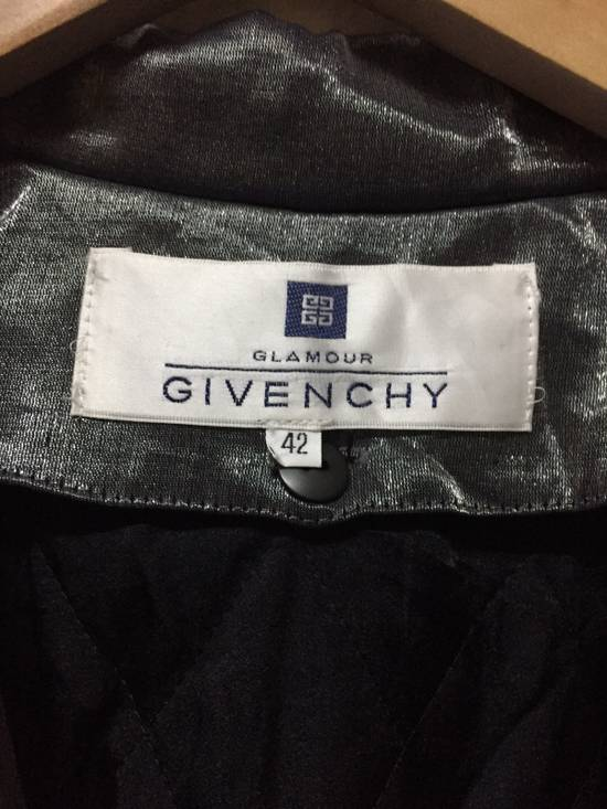 Givenchy Long Jacket Button Satin By Givency Size US M / EU 48-50 / 2 - 14