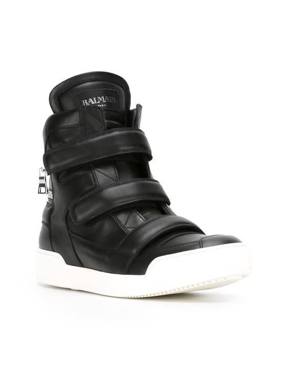 Balmain High top sneaker Size US 8 / EU 41