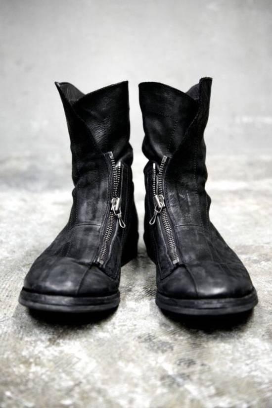 Julius julius sidezip boots 7.5 black Size US 7.5 / EU 40-41