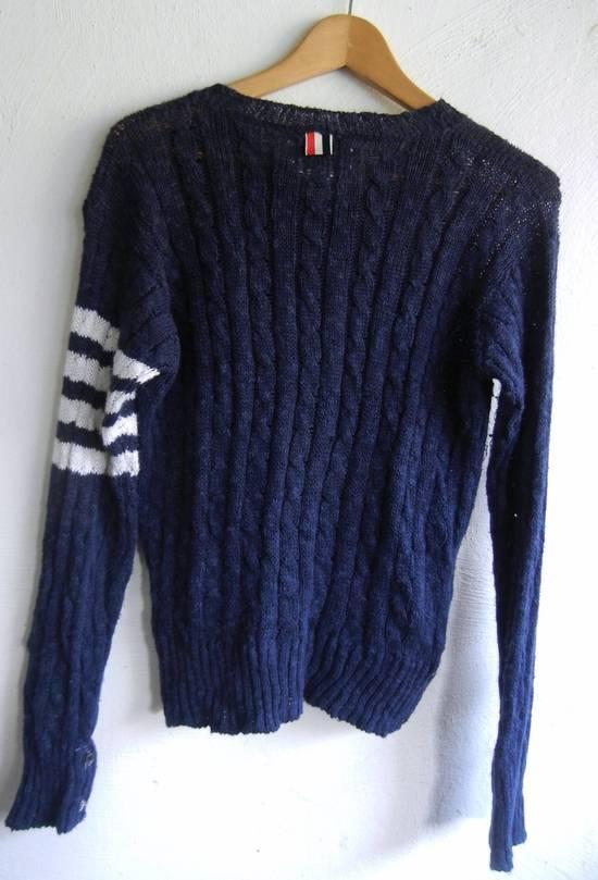 Thom Browne Thom Browne New York Navy Knitwear Size 1 Size US S / EU 44-46 / 1 - 1