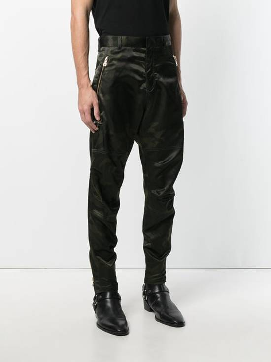 Balmain Balmain Camo Cotton Blend Pants Size US 34 / EU 50 - 2