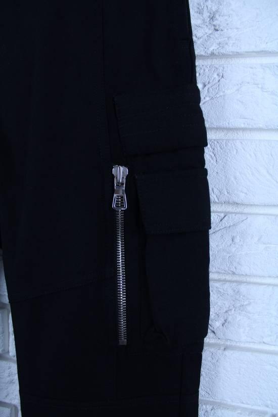 Balmain Cargo Biker Wool Pants Size US 29 - 1