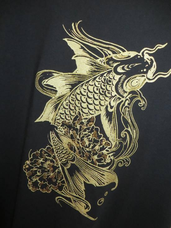 Balmain Embroidered fish t-shirt Size US M / EU 48-50 / 2 - 2