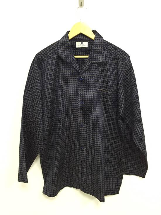 Givenchy Givenchy Shirt Full Print Small Logo Size US L / EU 52-54 / 3 - 6