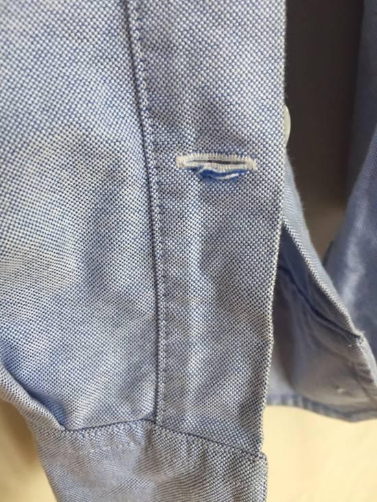 Thom Browne Thom Browne Blue Oxford shirt Sz.2 Size US M / EU 48-50 / 2 - 3