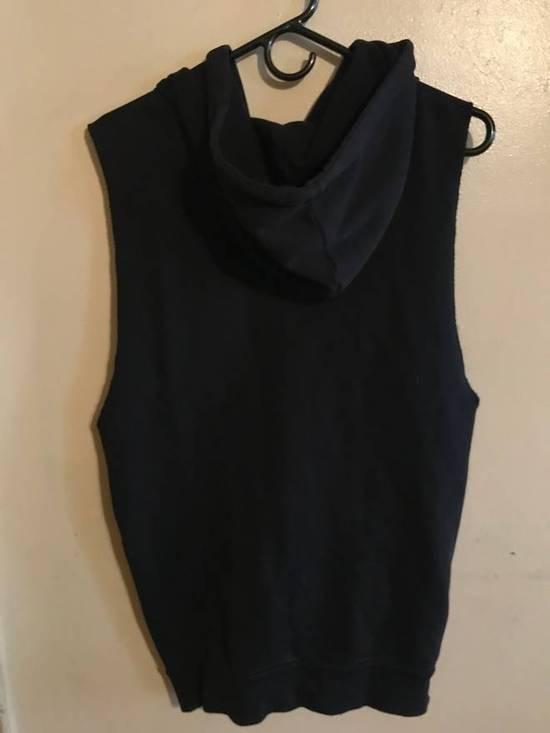 Balmain Sleeveless Hoodie (Decarnin) Size US L / EU 52-54 / 3 - 2