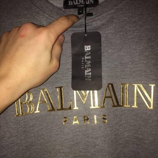 Balmain Balmain Grey Jumper Size M Size US M / EU 48-50 / 2 - 1