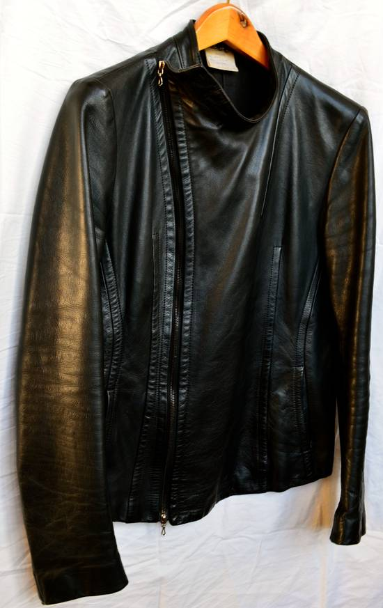 Julius Thieves Leather Fencing Jacket (Last Drop) Size US M / EU 48-50 / 2 - 5