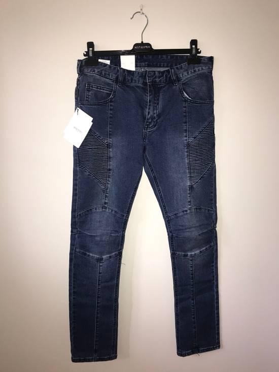 Balmain Balmain Paris Biker Jeans Size US 32 / EU 48