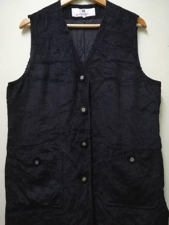 Givenchy Givenchy Glamour Corduroy Long Vests Size US XS / EU 42 / 0 - 2