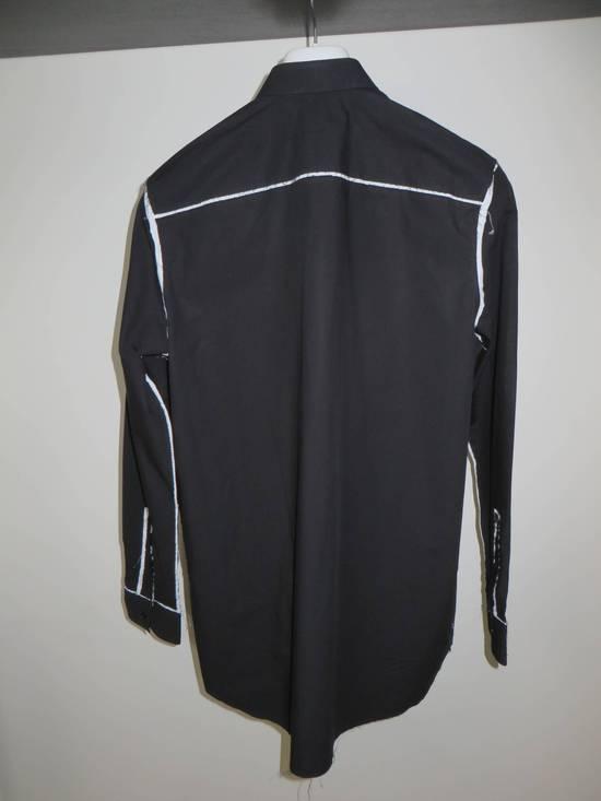 Givenchy Columbian fit deconstructed shirt Size US XS / EU 42 / 0 - 7