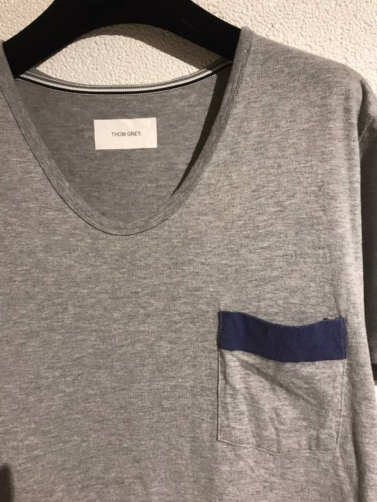 Thom Browne Thom Grey By Thom Browne Tshirt Size US M / EU 48-50 / 2 - 2