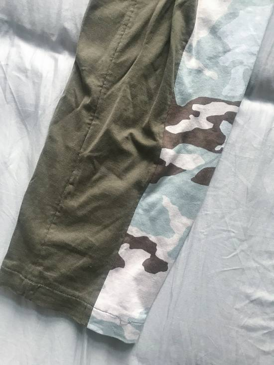 Givenchy Givenchy SS14 multi-camo drop-crotch sweatpants size L (fit 32-26) Size US 34 / EU 50 - 3