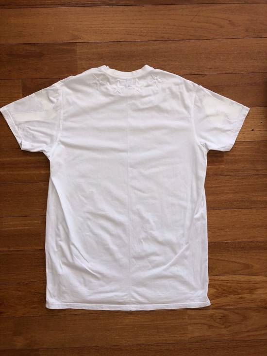 Givenchy Cuba Fit T-shirt White Stars Size US XS / EU 42 / 0 - 2