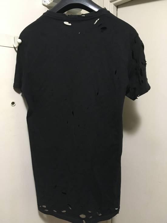 Balmain AW10 Destroyed T Shirt Size US S / EU 44-46 / 1 - 2