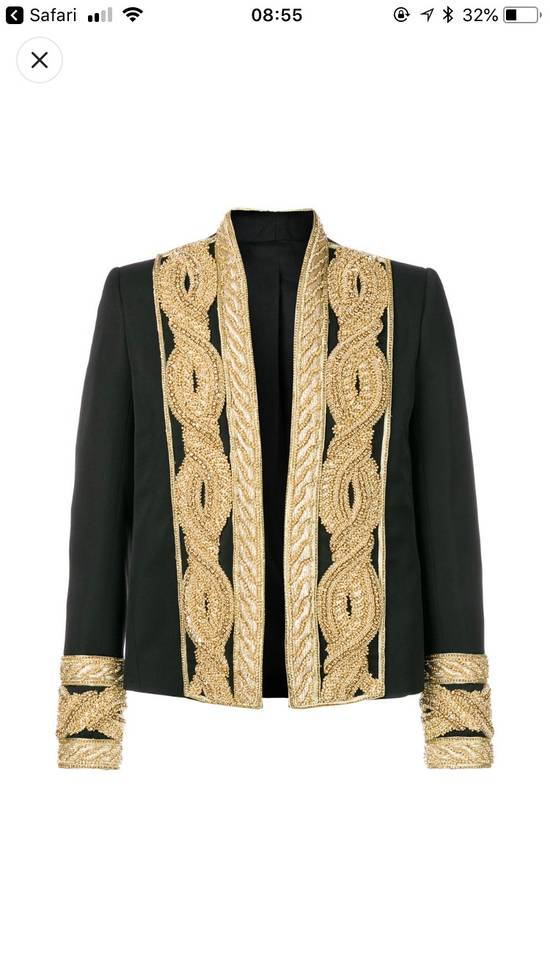 Balmain *** FINAL PRICE DROP *** Balmain Embellished Jacket Size 50R - 10