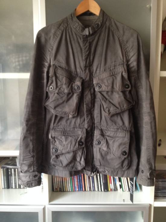 Julius WAXED 3D POCKET JACKET Size US M / EU 48-50 / 2