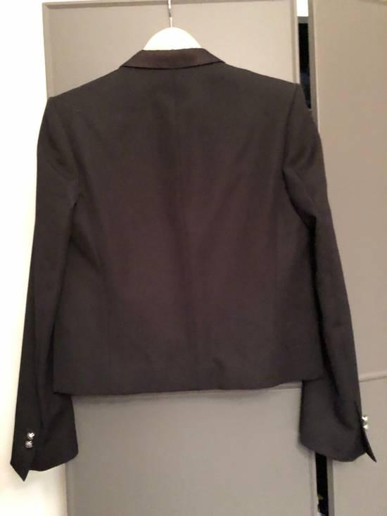 Balmain Balmain Jacket with satin lapel Size 50R - 1