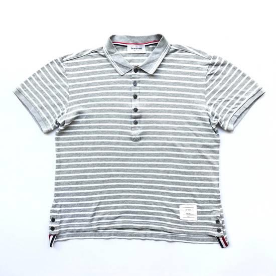 Thom Browne Get 2 Thom Browne Short Sleeve Polo Shirt Size US S / EU 44-46 / 1 - 2