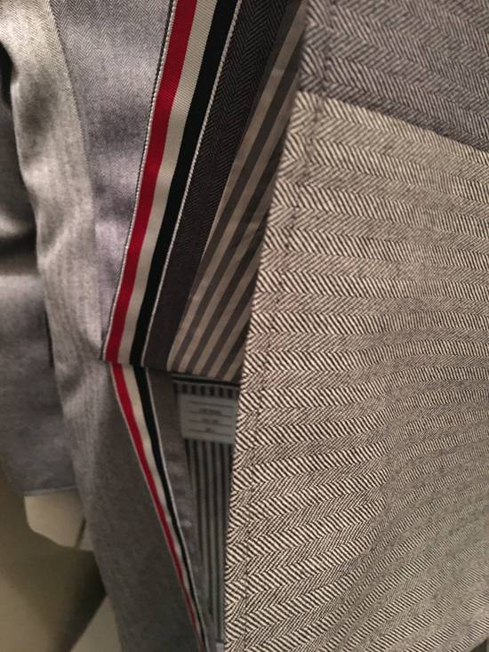 Thom Browne High Arm Chesterfield - size 2 Size 38S - 1